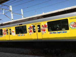 クレヨンしんちゃん電車03.JPG